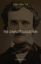 Boek cover Edgar Allan Poe: The Complete Collection van Edgar Allan Poe (Onbekend)