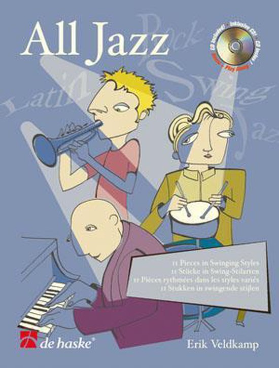 All Jazz Mallets + CD - Erik Veldkamp |