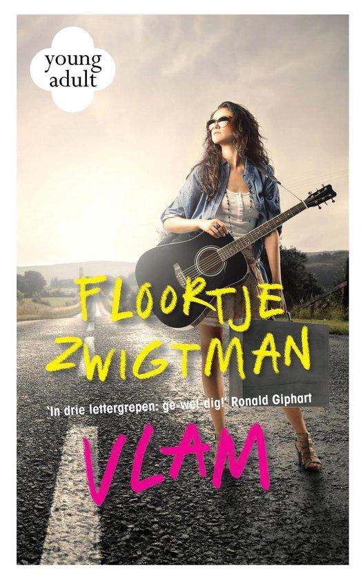 Vonk 1 - Vlam - Floortje Zwigtman |