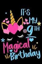 It's My 9th Magical Birthday