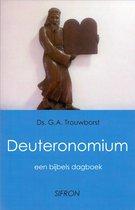 Deuteronomium een bijbels dagboek