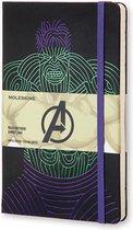 Limited Edition Moleskine Notitieboek The Avengers Hulk Large - Lijnen