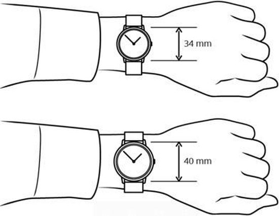 Ice-Watch ICE Cosmos IW016301 Horloge - Siliconen - Blauw - Ø 34 mm - Ice-Watch