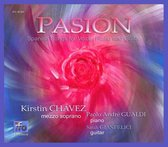 Spanish Songs For Voice: Pasion