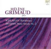 Schumann: Kreisleriana; Brahms: Piano Sonata No. 2