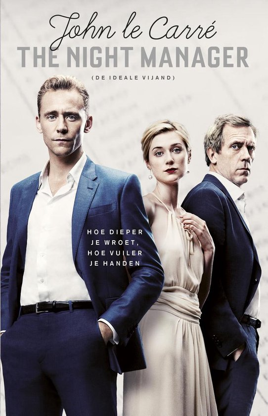 The Night Manager (de ideale vijand) - John le Carré |