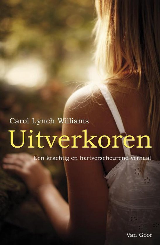 Uitverkoren - Carol Lynch Williams | Readingchampions.org.uk
