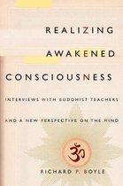 Omslag Realizing Awakened Consciousness
