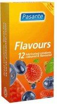 Pasante Flavours - 12 stuks - Condooms