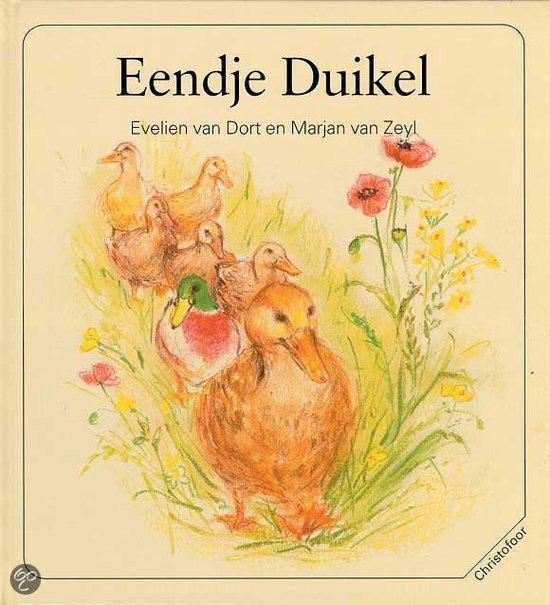 Cover van het boek 'Eendje duikel en de lekkere peren'