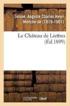Le Chateau de Liettres