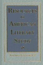 Resources for American Literary Study Vol 28