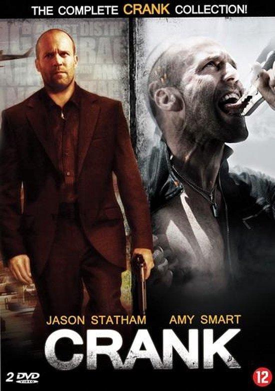 Cover van de film 'Crank - Complete Collection'
