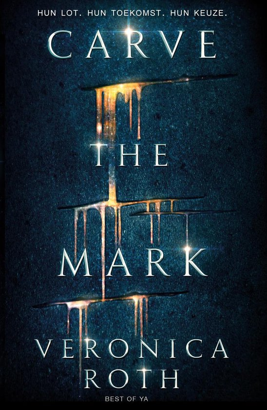 Carve the mark 1 -   Carve the mark