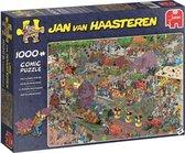 Jan van Haasteren De Bloemencorso Puzzel 1000 Stuk