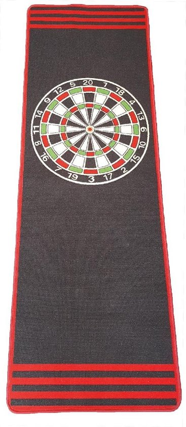 XQ MAx Razor1 Original - Dartmat Antracite - 2 sets winmau dartpijlen - dartbord - dartmat - dartpijlen