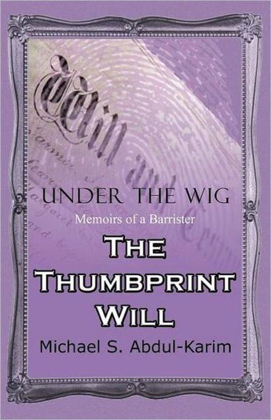 The Thumbprint Will