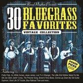30 Bluegrass Favorites: Vintage Collection