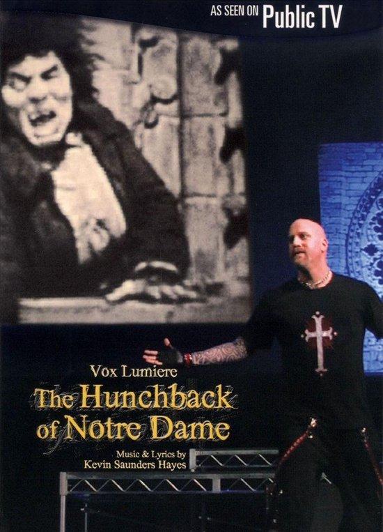Cover van de film 'Hunchback Of..'