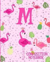 Composition Notebook M
