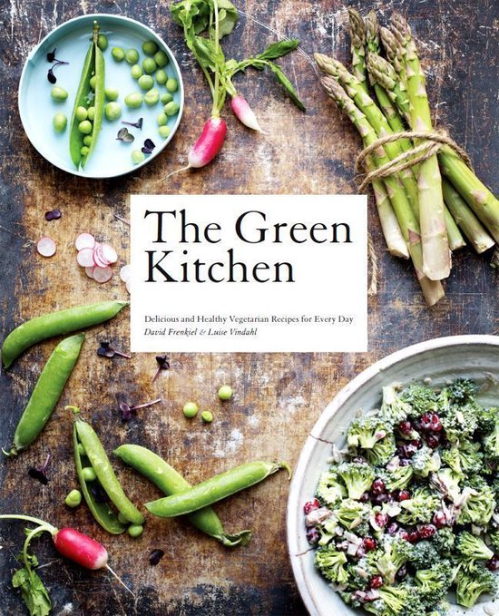 Boek cover The Green Kitchen van Frenkiel, David (Onbekend)