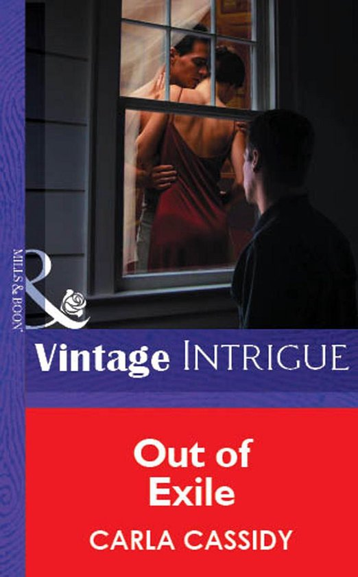 Omslag van Out of Exile (Mills & Boon Vintage Intrigue)