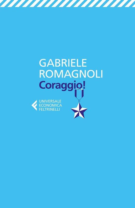 Boek cover Coraggio! van Gabriele Romagnoli (Onbekend)