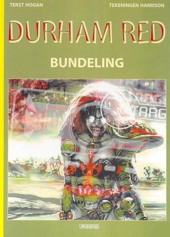 Durham red bundel 01. bundel 1 - MARK. Harrison,  
