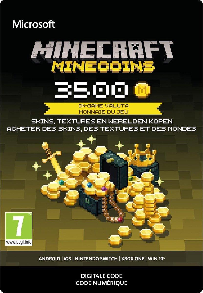 Minecraft: Minecoins Pack - 3.500 Coins