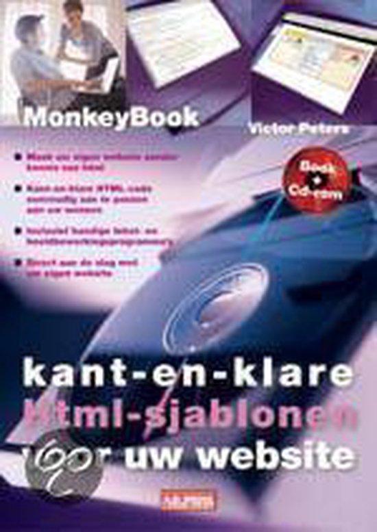 Kant-En-Klare Html-Sjablonen Voor Uw Website - Victor G.B. Peters |