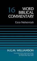 Boek cover Ezra-Nehemiah, Volume 16 van H.G.M. Williamson