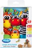 Playgro Pols- en Voetrammelaar geschenkset kraamcadeau