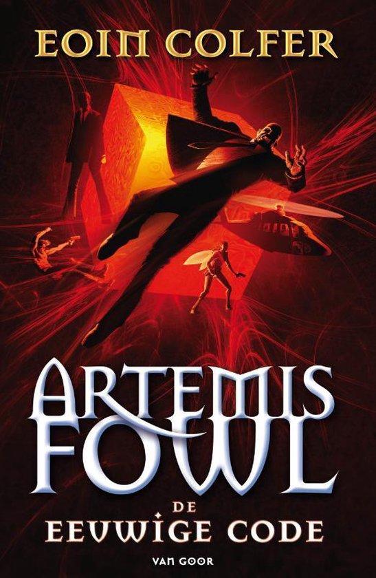 Artemis Fowl 3 - De eeuwige code - Eoin Colfer |
