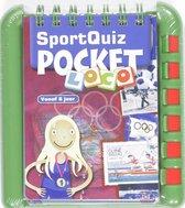 Pocket Loco / Spelhouder En Boekje Sportquiz