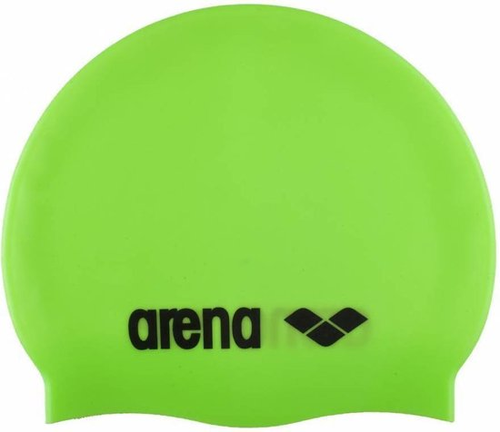 Arena Classic Silicone - Groen - Classic Silicone