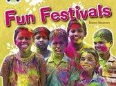 Bug Club Guided Non Fiction Year 2 Orange B Fun Festivals