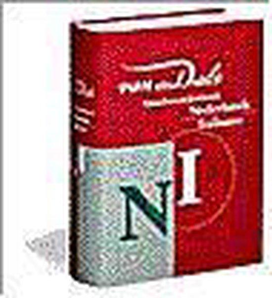 Van Dale Handwoordenboek Nederlands-Italiaans - Vincenzo Lo Cascio | Readingchampions.org.uk