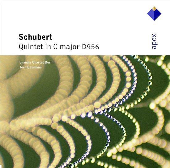 Schubert: String Quintet in C major, D 956 / Brandis Quartet, Baumann