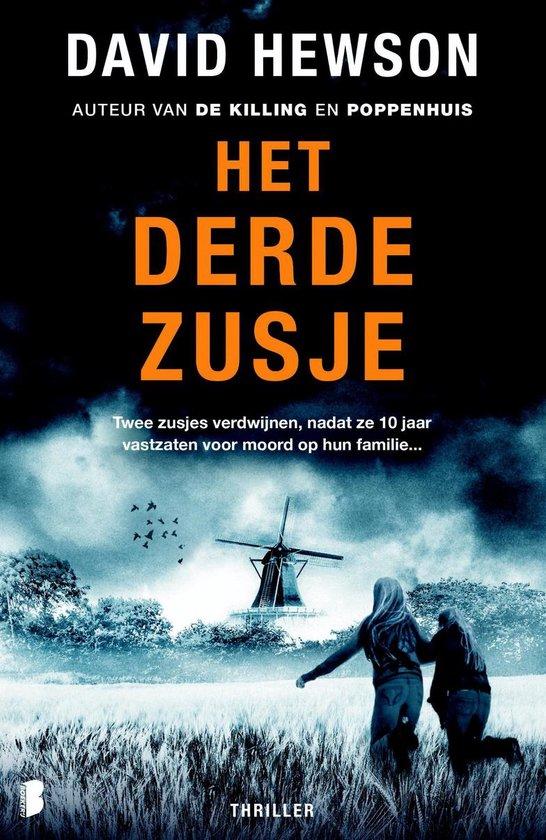 Amsterdam 3 - Het derde zusje - David Hewson  