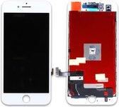 Apple iPhone 8 LCD en Touchscreen  Scherm Wit iFixiteasy.nl