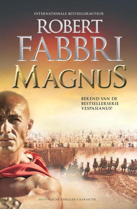 Magnus - Robert Fabbri |