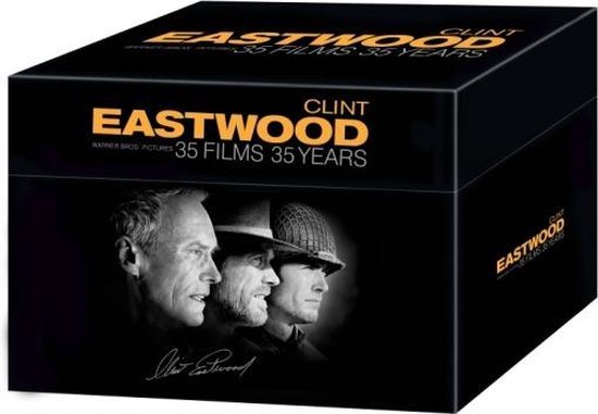 Cover van de film 'Clint Eastwood: 35 Years At Warner Bros.'