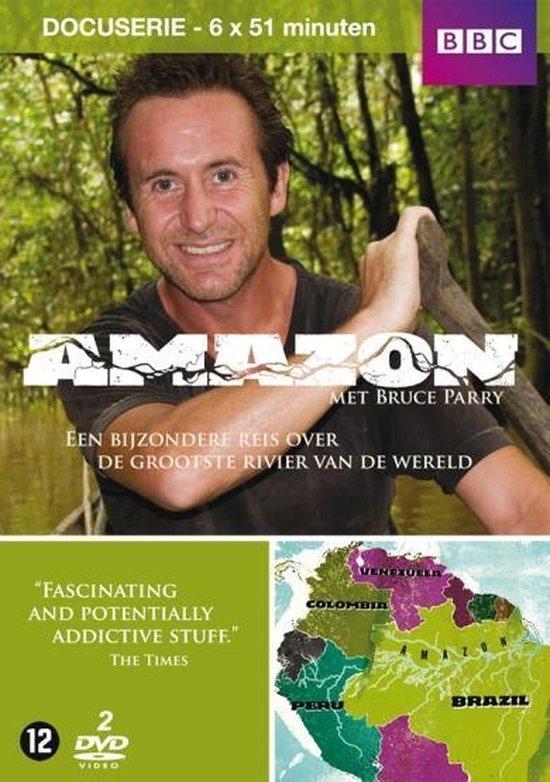 Cover van de film 'Amazon'