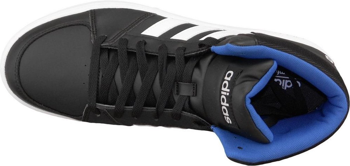 Adidas Hoops vs Mid F99588 Sneakers heren zwart