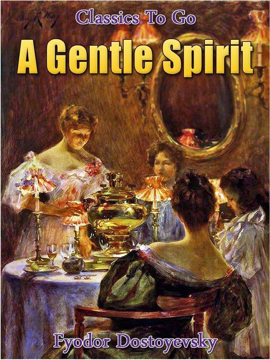 Omslag van A Gentle Spirit