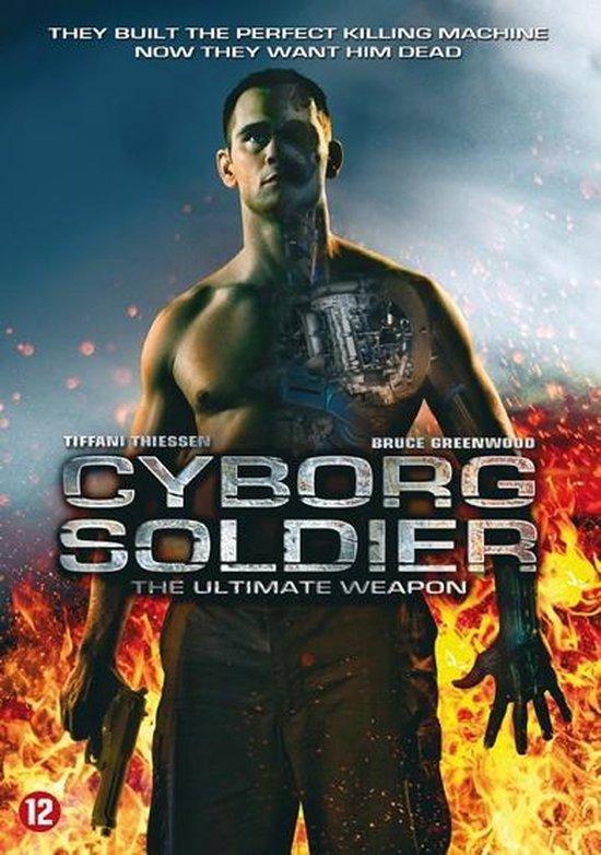 Cover van de film 'Cyborg Soldier'