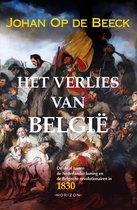 Boek cover Het verlies van België van Johan op de Beeck (Onbekend)