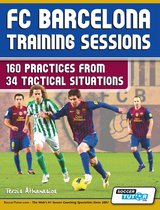 Omslag FC Barcelona Training Sessions - 160 Practices