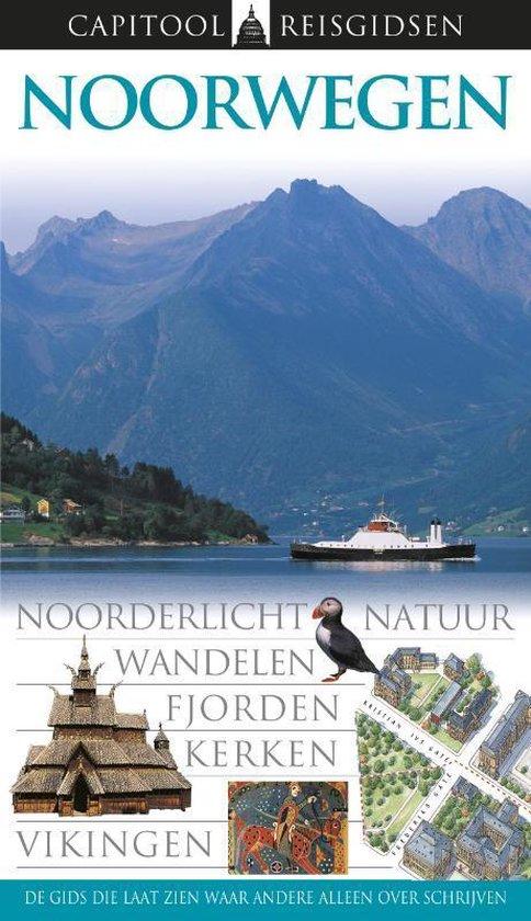 Noorwegen - Evens Evensberget |