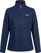 Regatta - Carby - Outdoorjas - Vrouwen - MAAT XL - Blauw